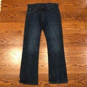 Men's Levi's jeans size 29/30